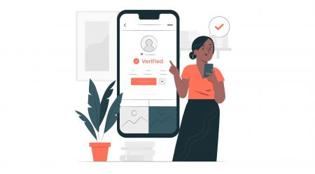 Cómo registrar y verificar la cuenta en ExpertOption